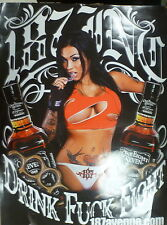 """187 INC. Posters """"DFF"""""""