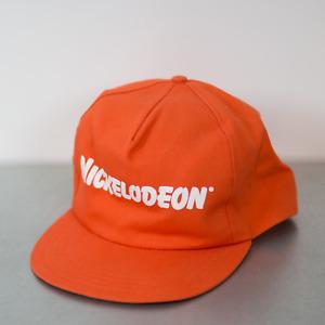 New Vintage 90s Nickelodeon Promo SnapBack Hat