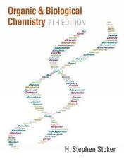 Organic and Biological Chemistry by H. Stephen Stoker (Paperback, 2014)