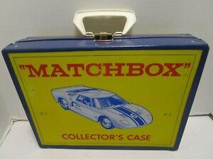 1966 LESNEY MATCHBOX COLLECTOR CASE ***NICE***