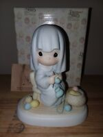 Precious Moments Figurine Jesus Is Coming Soon 12343 Dove Mark W Box Tag Mint