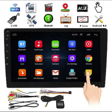 New listing 7'' Mp5 Player Gps Double 2 Din Wifi Android 9.1 Car Stereo Radio Video Touch Us