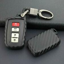 NEW Smart Car Key Chain Ring ABS Accessories For Toyota Corolla RAV4 Avalon