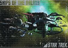 Jigsaw puzzle Entertainment Star Trek Enemy Ships of the Galaxy 1500 piece NEW