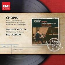 Maurizio Pollini - Chopin Piano Concerto No 1 (NEW CD)
