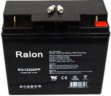 New UB12220 Replacement 40696 AGM12V 22AH 12Volt 22Amp Sealed Lead Acid Battery