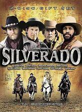 Silverado (DVD, 1999, Multiple Languages Closed Caption) NEW Sealed