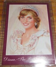 1997 Princess Diana Queen of our Hearts - Trading Card, Not a Postcard ~Bradford