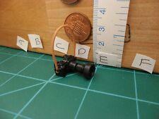 8737 Toy Camera Long Lens & Srap - Camper Van Playmobil New Spares