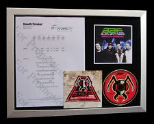ALIEN ANT FARM Smooth Criminal TOP QUALITY CD FRAMED DISPLAY+EXPRESS GLOBAL SHIP