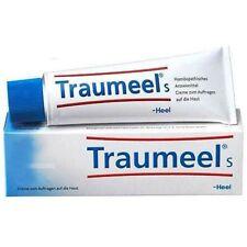 Traumeel S 50g Ointment Anti-Inflammatory Sprain Strain Arthritis Lumbago Injury