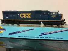 Athearn Genesis EMD SD70M CSX Road switcher with DCC and Sound.  See BUTs!
