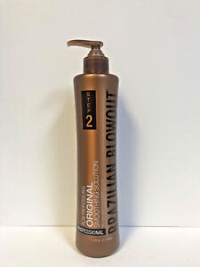 BRAZILIAN BLOWOUT ACAI PROFESSIONAL ORIGINAL SMOOTHING SOLUTION STEP 2 - 12oz