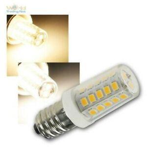 E14 LED Ampoule 300lm 230V 4W, Mini Ampoule pour Lampe Réfrigérateur, Étoile