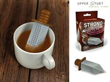 Strong Brew Tea Infuser Silicone FAST N FREE DELIVERY
