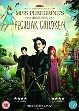 Miss Peregrine?s Home for Peculiar Children  New (DVD  2016)