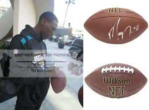 Marqise Lee New England Patriots Autograph Signed NFL Football Jaguars USC Proof