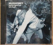 Mudhoney Superfuzz Bigmuff plus Early Singles CD Japan RARE MINT Sub Pop Sony