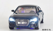 1:32 Audi A7 Die Cast Model Toy Car With Light and Sound
