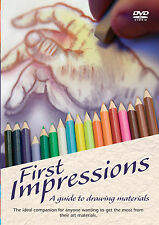 First Impressions DVD - A Guide to Drawing Materials