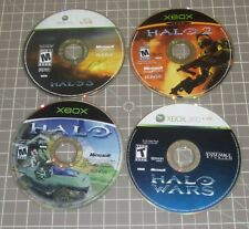 Halo Collection | Microsoft Xbox & 360 Disc 2 3 Wars