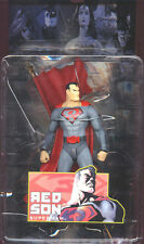 "DC Direct_ELSEWORLDS Collection Series # 1_RED SON SUPERMAN 6 "" figure_New & MIP"