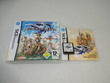 Heroes of Mana DS Nintendo DS Spiel komplett mit OVP &Anleitung