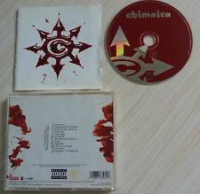 CD ALBUM THE IMPOSSIBILITY OF REASON - CHIMAIRA 12 TITRES 2003 METAL