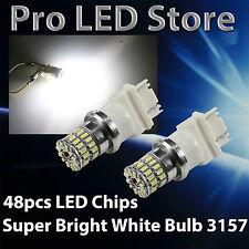 3157 3156  3014 LED Chips Super White Tail Backup Turn Signal Light Bulb