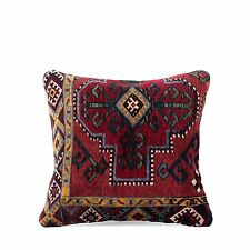 """22"""" x 22"""" Pillow Cover Carpet Pillow Cover OLD FAST Shipment With UPS 08242"""