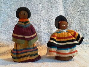 Seminole Antique Women dolls