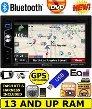 2013 AND UP DODGE RAM GPS NAVIGATION CD/DVD BLUETOOTH CAR STEREO RADIO SYSTEM