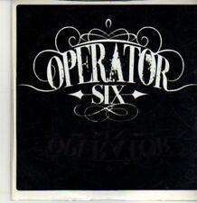 (CS995) Operator Six, The Realist - 2011 DJ CD