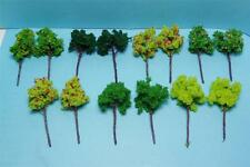 Multi Scale Use-14 Pc. Scale Model Small Tree/Schrub Assortment-7 Colors-2/Each