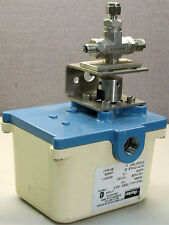 Parker 71X 3-way Electric Actuator 4A-B6XS2-SS-71X B Series Ball Valve