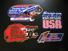 Snap-on Snap on Tools Tool Box Vintage Sticker Racing Decal Garage Retro Shop