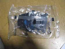 AMPHENOL CONNECTOR HOOD PART # 17-1591-6  D-SUB 50 POS 17 SERIES PLASTIC
