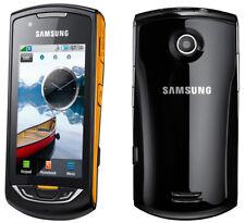 Samsung Monte S5620 200MB Black Factory Locked 3G GSM