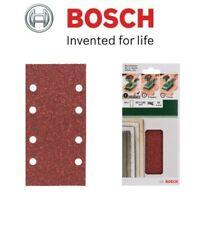 Bosch 2609256A83 Sanding Sheets/Paper (10x) (Fits: PSM 200 AES Sander) (G=120)