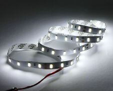 1m 60xhighpower blanco frío LEDs Strip 16W 1300Lumen 24V
