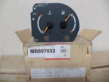 n°l45 jauge essence + temperature mitsubishi space wagon mb897032 neuf