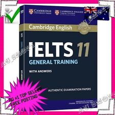 Cambridge IELTS General 11 Student's Books Exam w Answer Downloadable  Audio