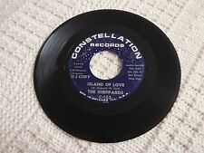 NORTHERN SOUL THE SHEPPARDS  ISLAND OF LOVE/GIVE A HUG TO ME CONSTELLATION 123
