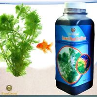Luffy Aquatic Plant Fertilizer : Safe for fishes, Plants,Vitamin Packed,Handmade