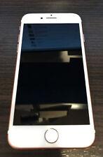 Apple Iphone 7 32GB Rose Gold Sprint Smartphone IOS Bluetooth Siri Bluetooth