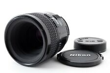 Nikon AF MICRO NIKKOR 60mm f/2.8 Macro Prime Lens Excellent from JAPAN