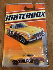 Matchbox - Heritage Classics - Volvo P1800S (Yellow)