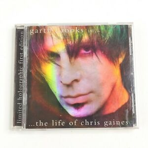 Chris Gaines Greatest Hits 1999 CD In The Life Of Chris Gaines RARE Holographic