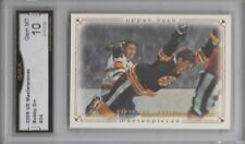 GMA 10 Gem Mint BOBBY ORR 2008/09 UD Upper Deck MASTERPIECES Best Photo EVER