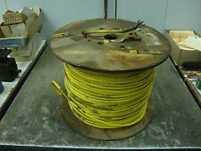 Trex - Onics Electrical Wire 24 Awg 2 Cond. Yellow 30v Style 20279 19440Mo